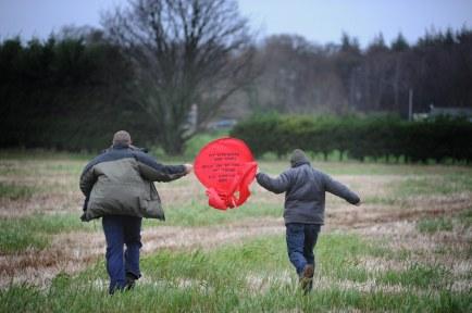 Kites and haiku poems