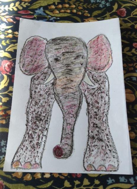 Mavis elephant