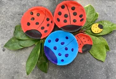 Rachel ladybirds